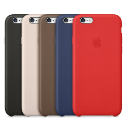 iphone 6 leren hoesje