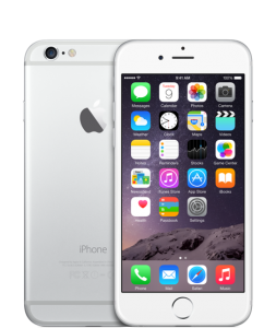 iphone 6 zilver