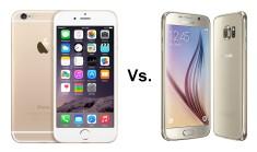 iphone of samsung 6
