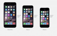 Drie nieuwe modellen volgende generatie iPhone 6