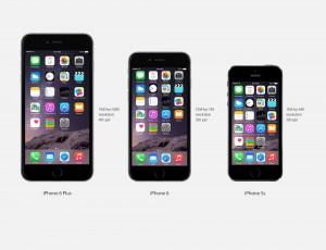 iphone versies