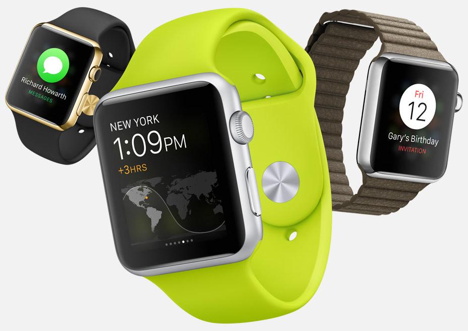 Apple Watch alleen online te bestellen